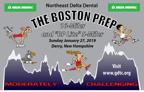 Boston Prep 16 & 5 Miler