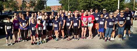 Couch to 5K participants